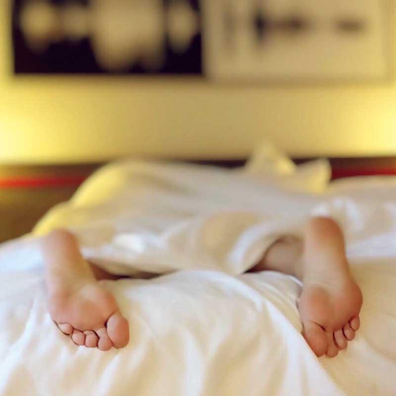 erholsamer tiefer Schlaf Hypnose