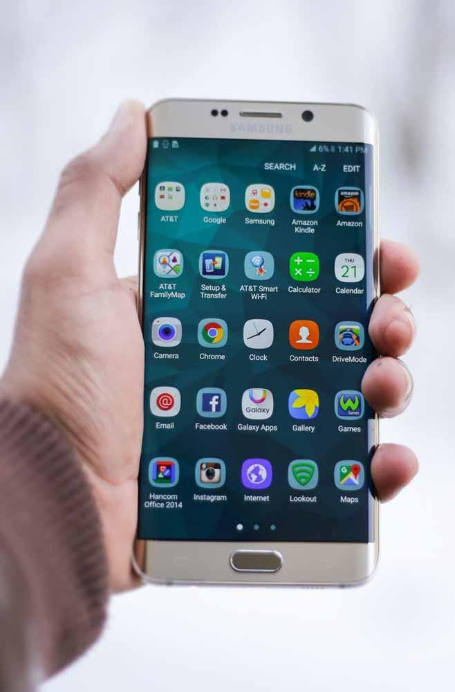 Auslösereiz Smartphone