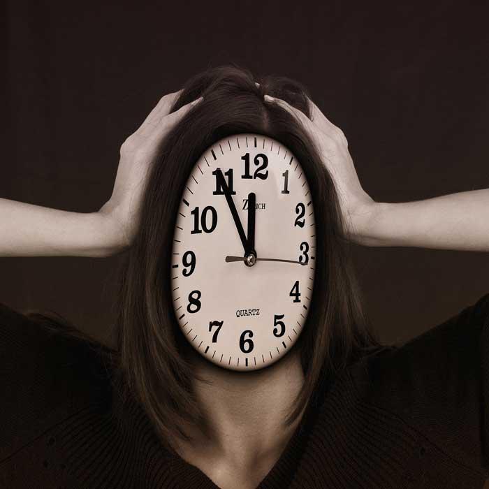 Stressbewältigung mit Hypnose - Burnout